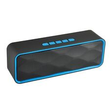Wireless Bluetooth Speaker Portable Subwoofer Super Bass Stereo Loudspeakers