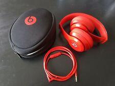 Beats By Dr Dre HD solo auriculares en mattrot nuevo!!!
