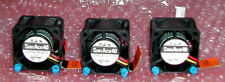 Lot of THREE: IBM xSeries 336 Server Cooling Fans Part# 23K4759 40mmx28mm 3-Pin