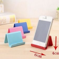 1pc Cell Phone-Table Desk Stand Holder Mini For Mobile Phone Tablet