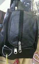 Leather pouch bag, great for traveling. Soft Cowhide Leather. ALL NEW IN PACKAG