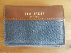 TED BAKER WALLET - NEW