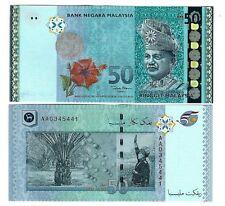 MALAYSIA 50 RINGGIT COMMEMORATIVE 2007 UNC P 49