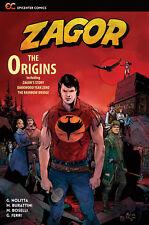 Zagor: The Origins (2018, Paperback), GN, Nolitta, Burattini, Boselli, Ferri