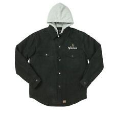 Dunbrooke Apparel NFL Dukane Canvas Workwear Jacket Minn Vikings (Small)