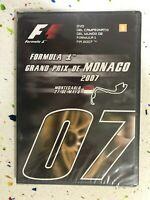 FORMULA 1 DVD NUEVO GRAND  PRIX DE MONACO 2007 MONACO 27 DE MAYO 07 AM
