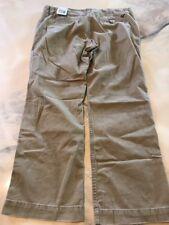 AE American Eagle Tan Khaki Boot Cut Size 34/30 Pants New Tags