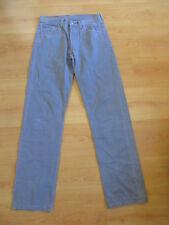 Jean vintage Levi's 451 Gris Taille 40