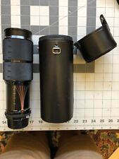Sigma 70-230mm f/4.5 High Power Zoom Multi-Coated Lens Canon FD mount - Clean