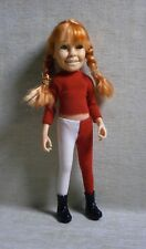 PIPPI LONGSTOCKING New no box  LYRA Made in Greece Greek Vintage 80s Rare Doll