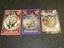 Collection of 3 Elric Michael Moorcock's Comic Books 4 5 6