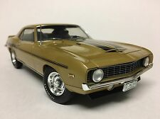 1969 Chevrolet Camaro YENKO Olimpic Gold 1:18 Highway 61 / Supercar C.