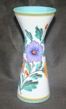 Gouda Flora Viola waisted Vase Limited Edition 1/20 Holland Signed