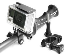 Ski pole mount LARGE F. GoPro HD HERO 1,2,3 + ACCESSORI ASTE SUPPORTO SKI Tick