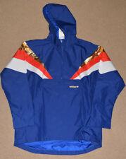Adidas Originals Fontanka Jacket Blue/Red/Gold/White Hoodie Size Large CX4752
