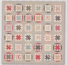 Hello Sun - applique and pieced quilt PATTERN - Miss Rosie's Quilt Co