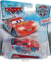 Disney/Pixar Cars Ice Racers 1:55 Scale Diecast Vehicle Lightning McQueen Mattel