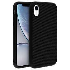 iPhone XR Shockproof Carbon Case SolidSuit Series Rhinoshield black