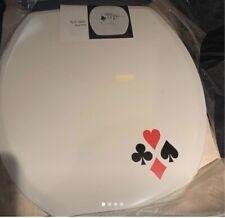 Vintage Poker Toilet seat (New!)