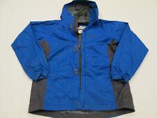 Columbia Youth 14-16 Wind Rain Track Jacket Hood Zip Ski Coat Winter Vintage 8
