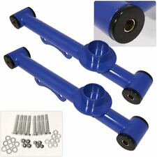 Blue Drag Suspension Rear Lower Control Arm Pair Kit Ford Mustang 1979-2004