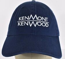 Navy Blue Kenmont Kenwood Camp embroidered baseball  hat cap adjustable strap