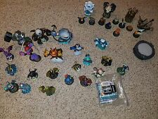 Skylanders Spyro Giants Figures Lot of 34 Figures Worlds Levels Extra & Variants