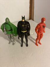 90s Marvel DC Daredevil dr doom batman figures