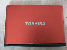 Toshiba NB550D-10H 25,7 cm (10,1 Zoll) Netbook (AMD C-50, 1GHz, 1GB RAM, 250GB