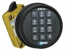 Amsec Gun Safe Lock Swing Bolt Programmable Back Lit Amesl5 Bl Brand New