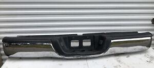 2000-2006 Toyota Tundra Chrome Rear Bumper Assembly Oem