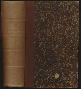 Edmund Husserl: Logische Untersuchungen. 1. und 2. Teil. (1900). Erstausbgabe.