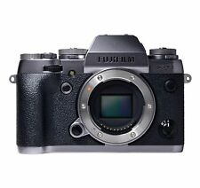 Fujifilm XT1 Graphite Silver Open Box 16MP Digital Camera Body