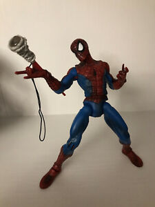 Marvel Legends Toybiz Spider-Man Loose