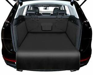 Car Boot Liner Protector - Nonslip Waterproof Pet Dog Back Seat Cover -