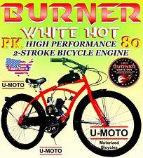 66cc/79cc/80cc 2-Stroke Motorized Bike Kit And 26� Cruiser Bike Diy Powerful