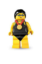 LEGO Minifigures / Minifiguras 8831 - SERIES 7 - Swimming Champion (NEW)