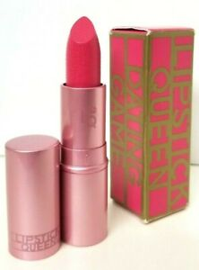 LIPSTICK QUEEN DATING GAME LIPSTICK TAKE A FLING WITH PINK 0.12 Oz MR RIGHT NIB