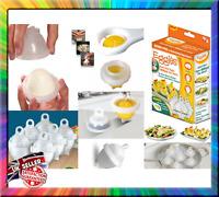 New Egg Maker, Eggies Egg Cooker, Hard Boiled Egg Maker 6 Pack Tools Cooking