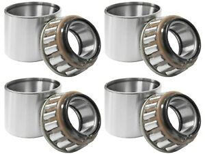 All Balls 25-1516-HP Tapered Wheel Bearing Kit for various Can-Am (4 included)