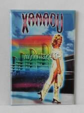 "Xanadu Movie 2"" x 3"" Fridge MAGNET Art OLIVIA NEWTON-JOHN"