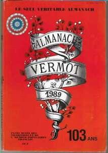 Almanach Vermot 1989