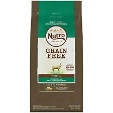 Nutro - Grain Free Adult Dry Dog Food Lamb And Lentils Recipe - 4 Lbs.