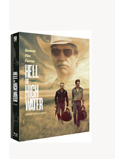 "MOVIE ""Hell or High Water"" Blu-ray A type Steelbook Fullslip Limited Edition"