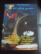 TT ON THE PROM DVD MOTORCYCLE DVD