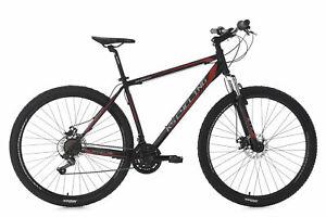 "Mountainbike Twentyniner 29"" Sharp 21 Gänge schwarz-rot RH 51 cm KS Cycling 385M"