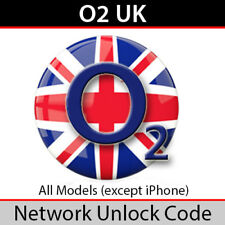 O2UK Network Unlock Code (for All Models EXCEPT iPhone)