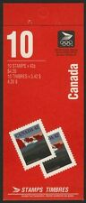 Canada 1356a Booklet BK137a MNH Flag over Hills