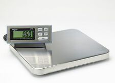More details for proship large digital 181kg 400lb heavy duty postal parcel platform scales weigh