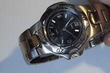 Terner Bijoux Men's Sport Watch Will Fit Large Wrists. Brand New Fresh Battery!